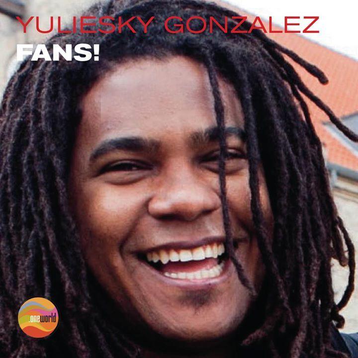 Yuliesky Gonzalez FAN PAGE Tour Dates
