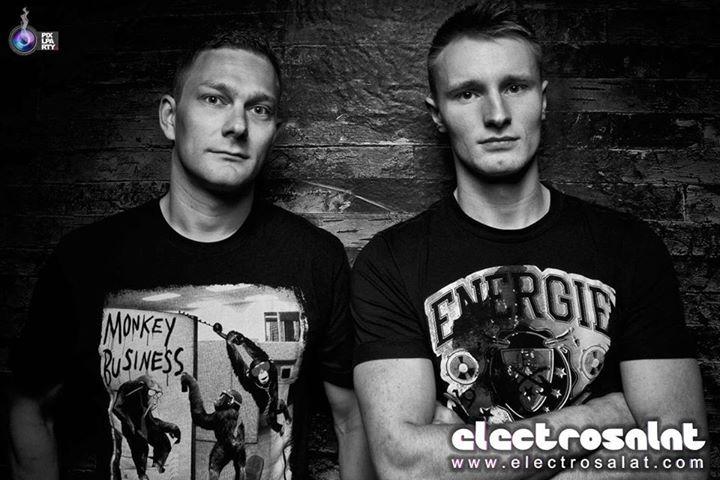 ElectroSalat Tour Dates