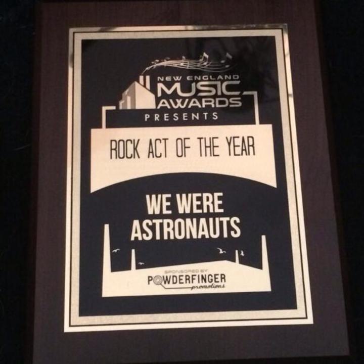 We Were Astronauts Tour Dates