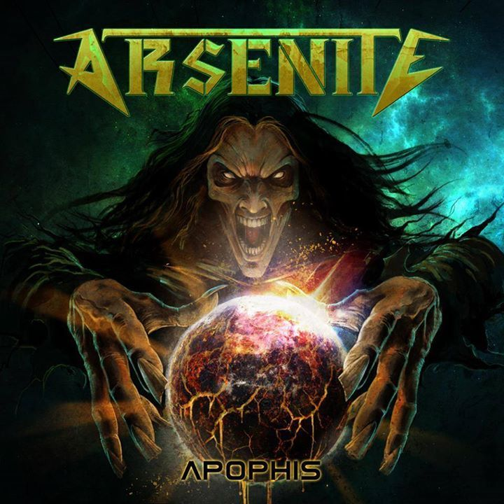 Arsenite Tour Dates