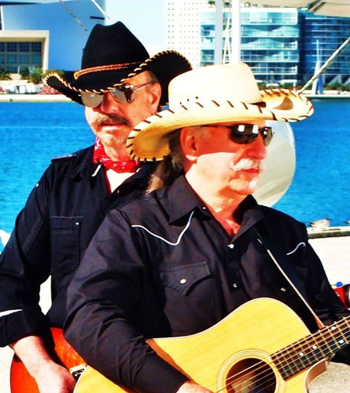 Bellamy Brothers Band @ Emirates Golf Course - Dubai, United Arab Emirates