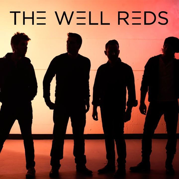 The Well Reds Tour Dates