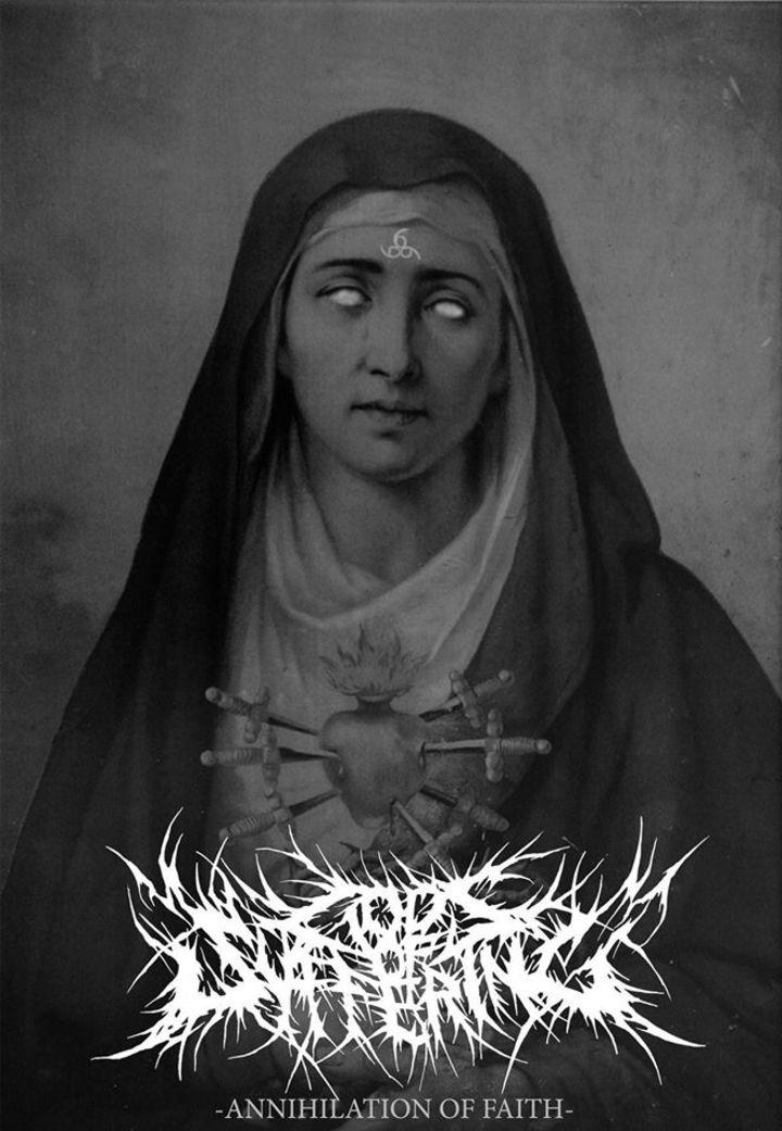 Gods Of Suffering Tour Dates