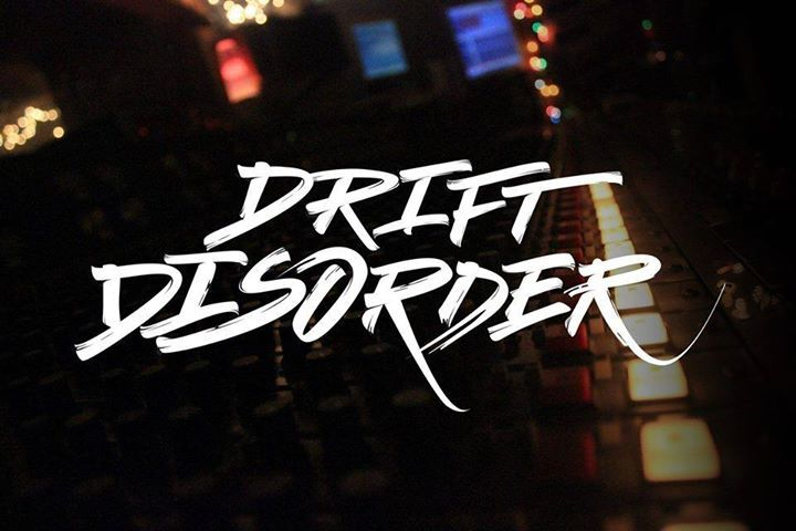 Drift Disorder Tour Dates