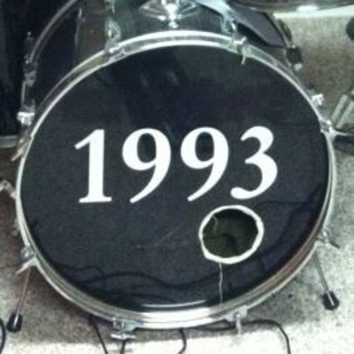 1993 Tour Dates