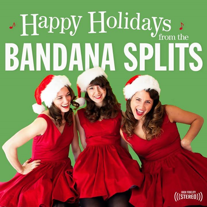 The Bandana Splits Tour Dates