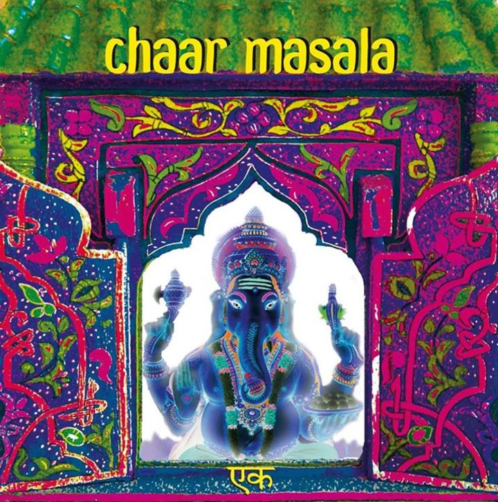 CHAAR MASALA Tour Dates