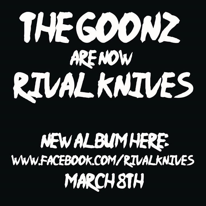 The Goonz Tour Dates