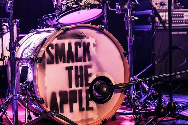 Smack The Apple Tour Dates
