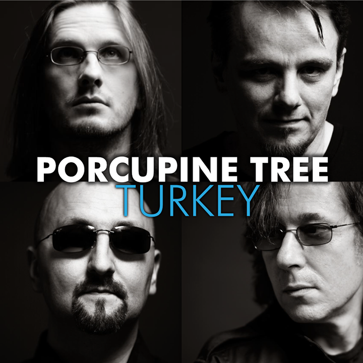Porcupine Tree Turkey Tour Dates