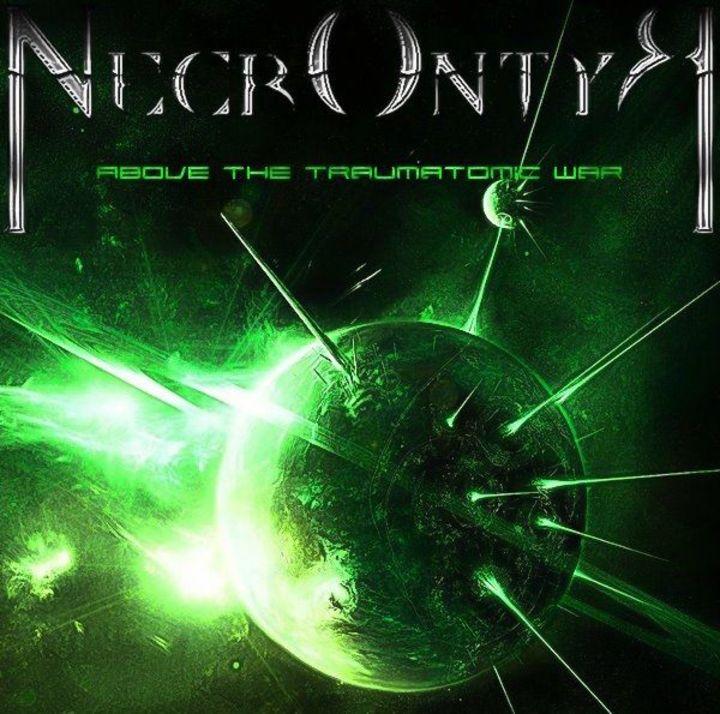 Necrontyr Tour Dates