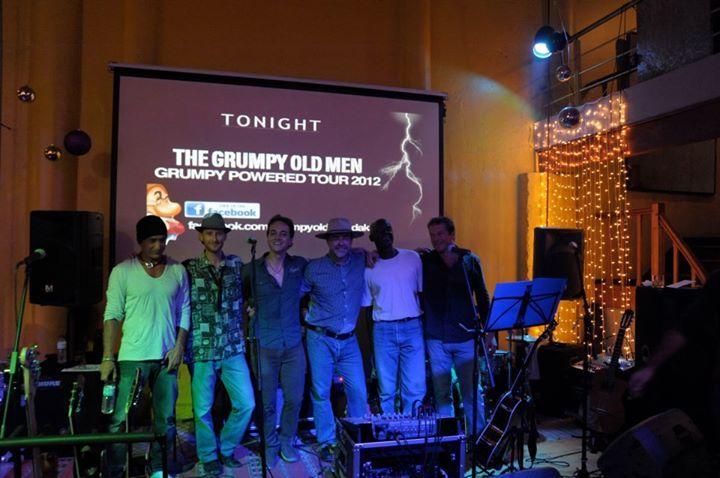 The Grumpy Old Men Tour Dates