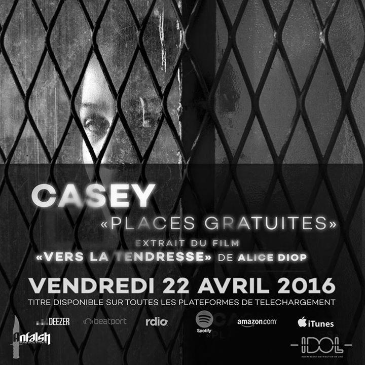 Casey Tour Dates