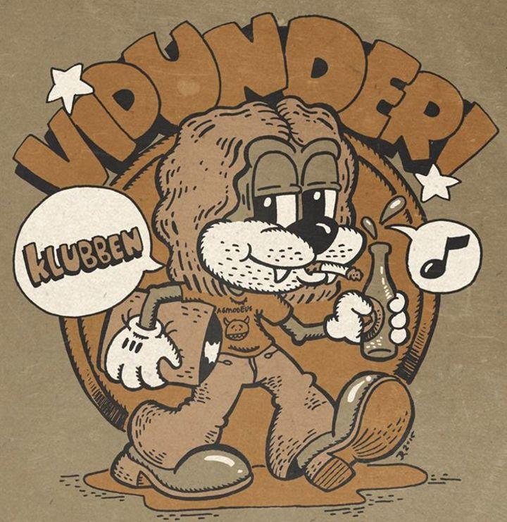 Vidunder Tour Dates