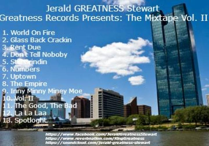 Greatness Tour Dates