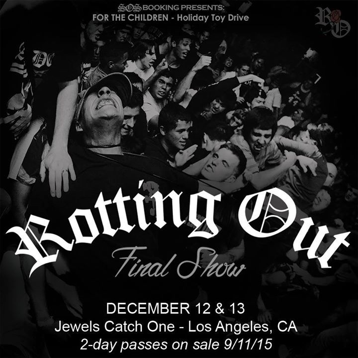 Rotting Out Tour Dates