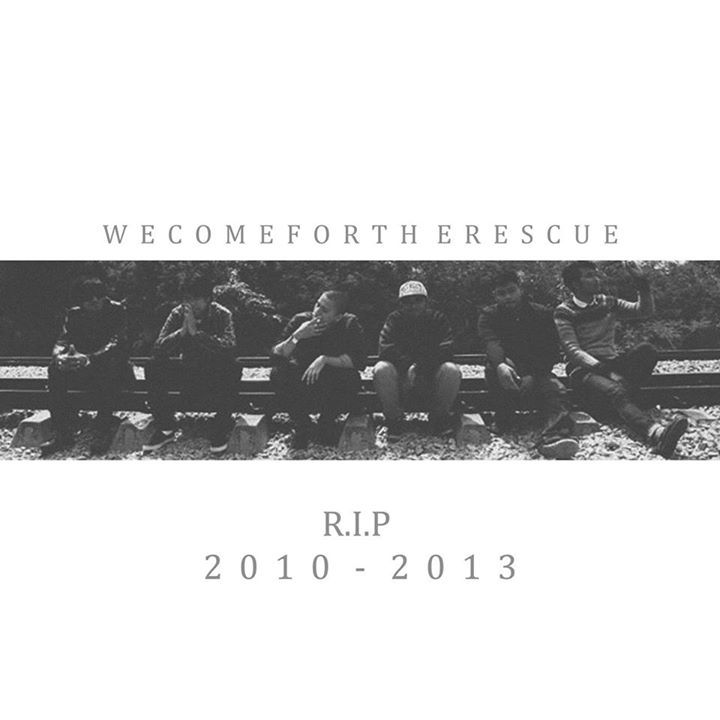 We Come For The Rescue Tour Dates