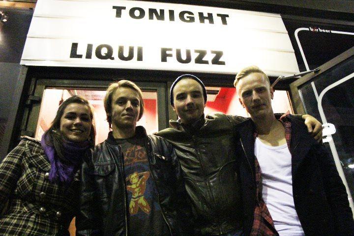 Liqui Fuzz Tour Dates
