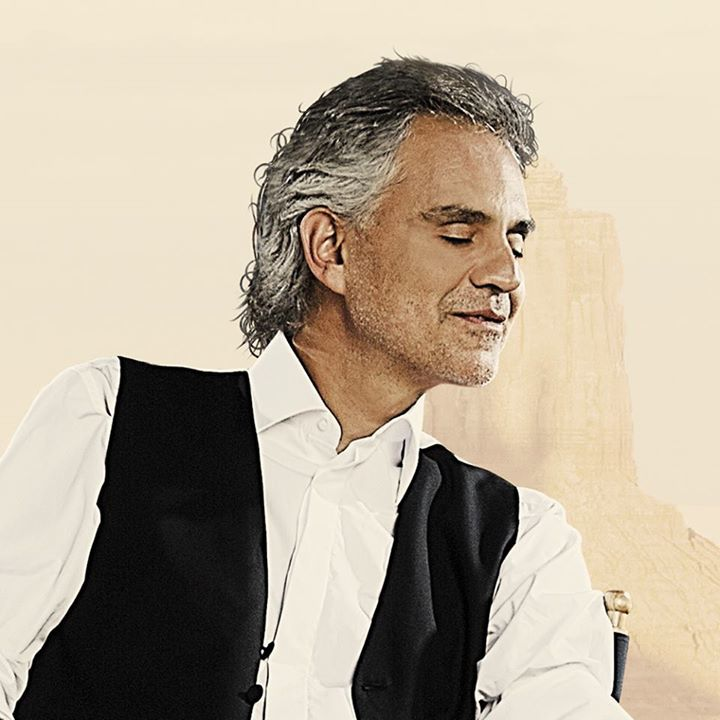 Andrea Bocelli Tour Dates