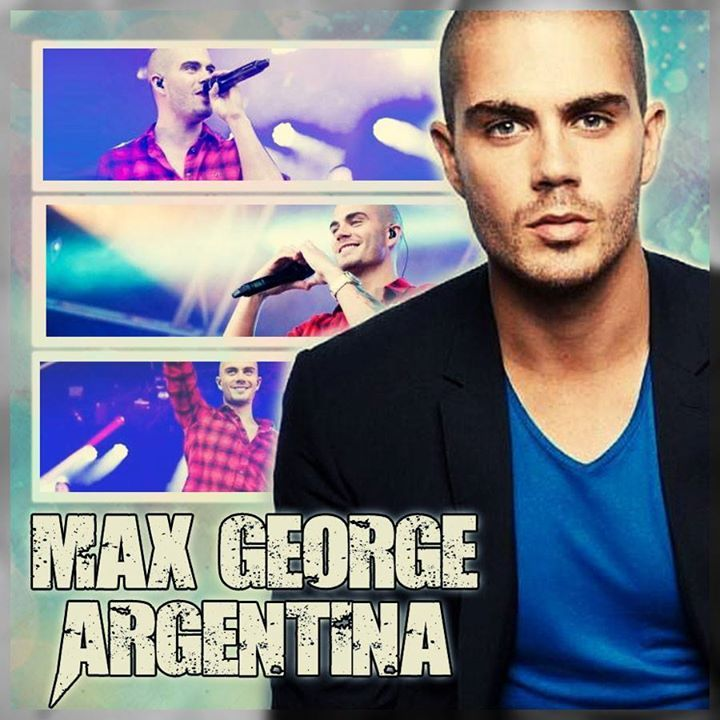 Max George Argentina Tour Dates