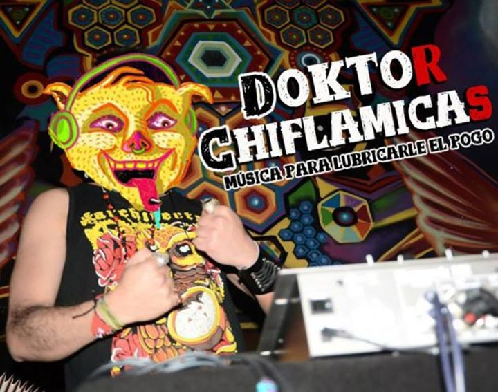 DJ Chiflamicas Tour Dates