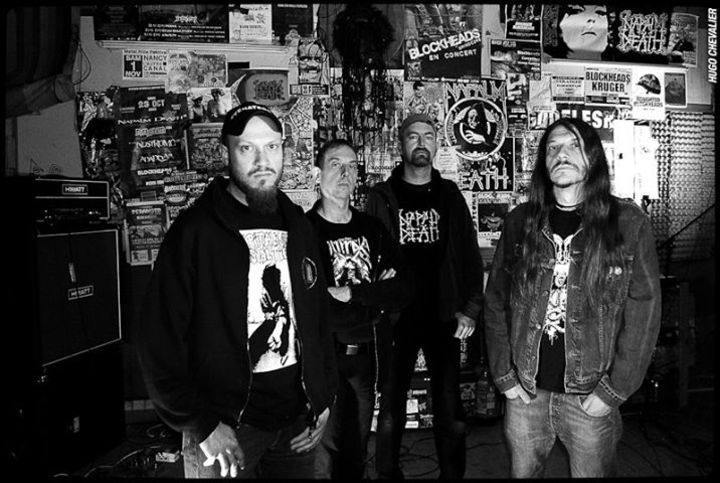 Blockheads Grindcore Tour Dates
