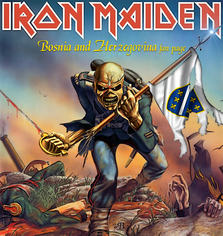 Iron Maiden Bosnia and Herzegovina Fan Page Tour Dates