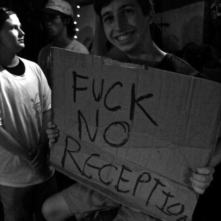 No Reception Tour Dates
