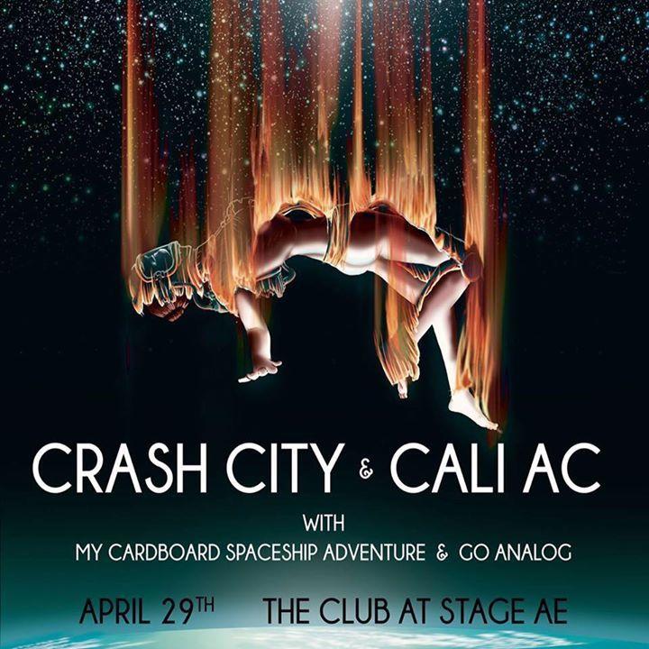 Crash City Tour Dates