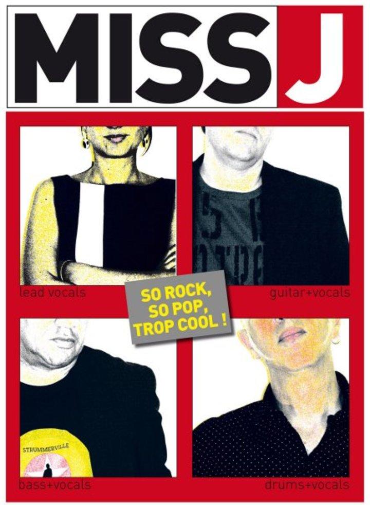 Miss J Tour Dates