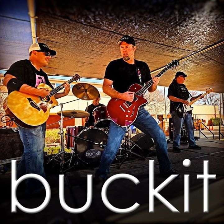 Buckit Tour Dates