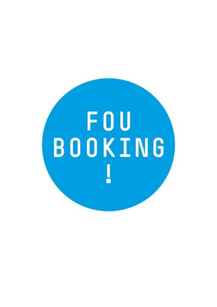 Fou-Booking Tour Dates