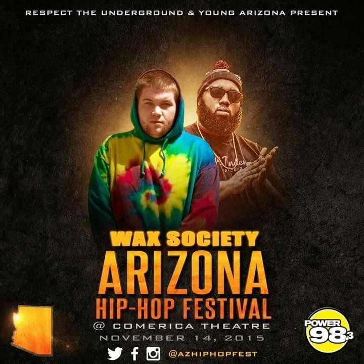 Wax Society Tour Dates