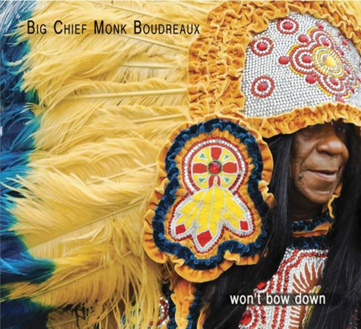 Big Chief Monk Boudreaux Tour Dates