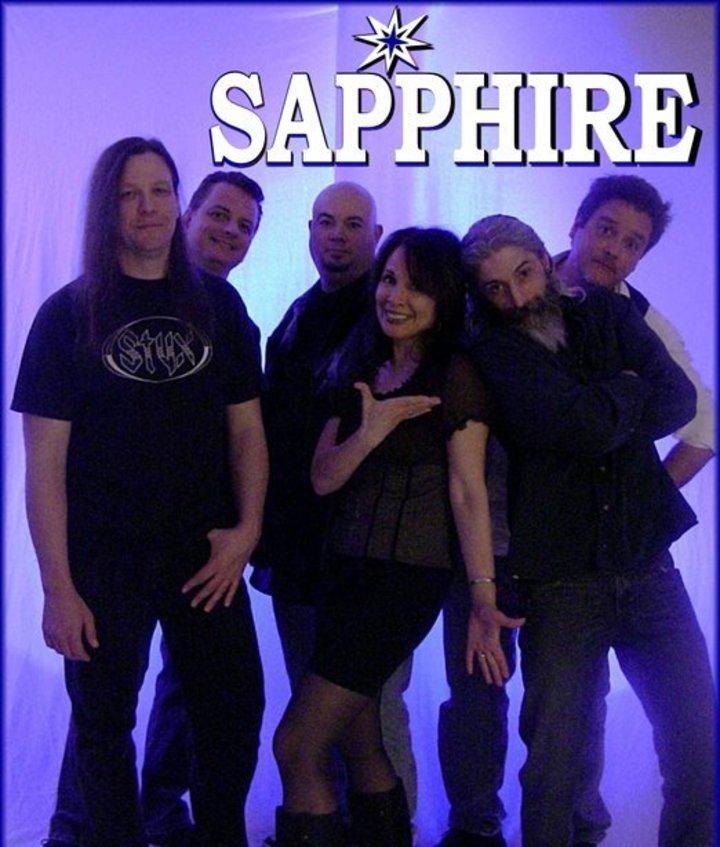 Sapphire Tour Dates