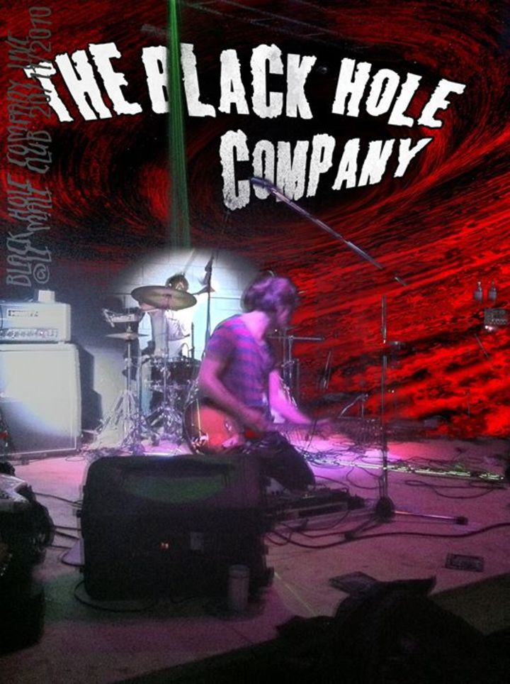 The Black Hole Company Tour Dates