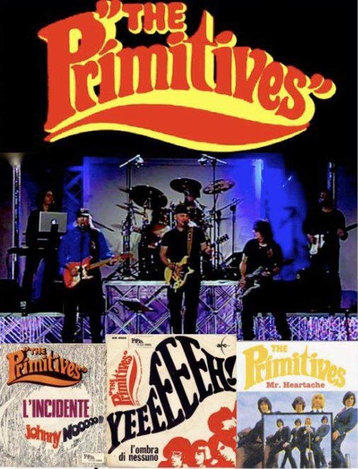 THE PRIMITIVES legend Tour Dates