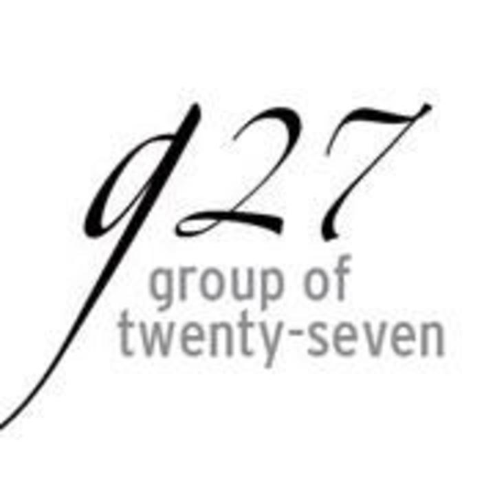 group of twenty-seven Tour Dates