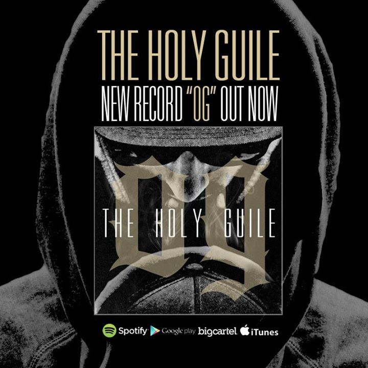 The Holy Guile Tour Dates