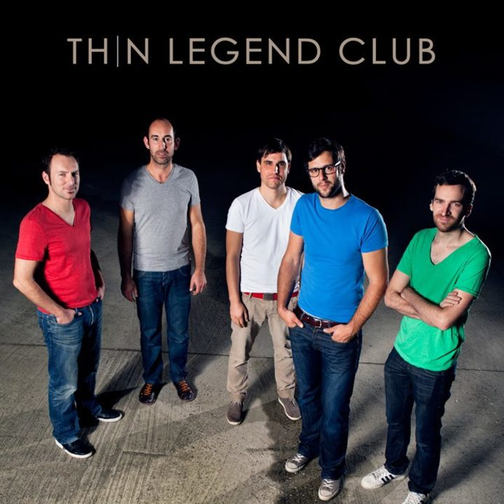 Thin Legend Club Tour Dates