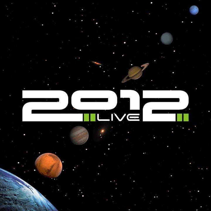 2012live Tour Dates