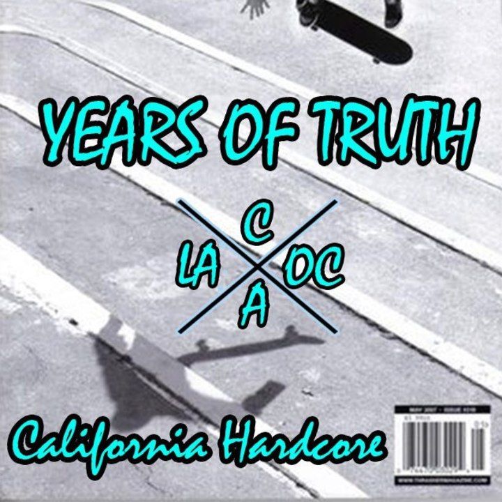 YEARS OF TRUTH Tour Dates