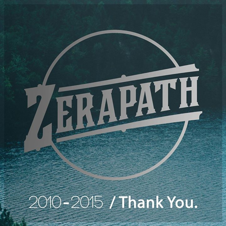 Zerapath Tour Dates