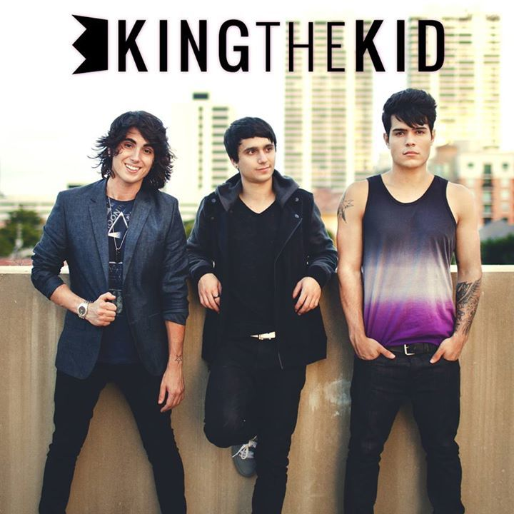 King The Kid Tour Dates