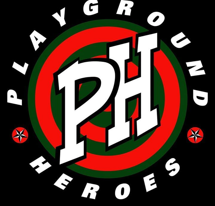 Playground Heroes Tour Dates