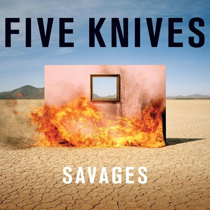 Five Knives Tour Dates