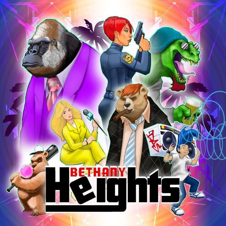 Bethany Heights Tour Dates