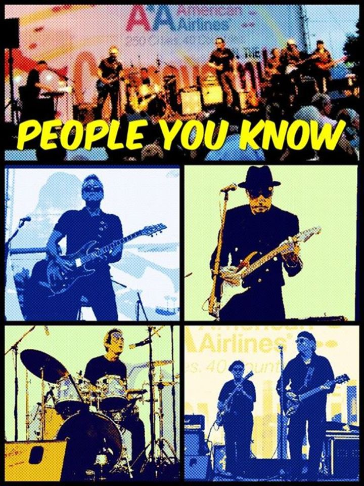 People You Know Tour Dates