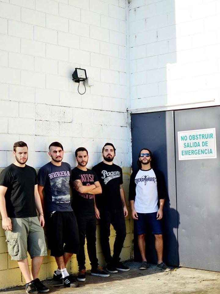 Dead Warrior Tour Dates