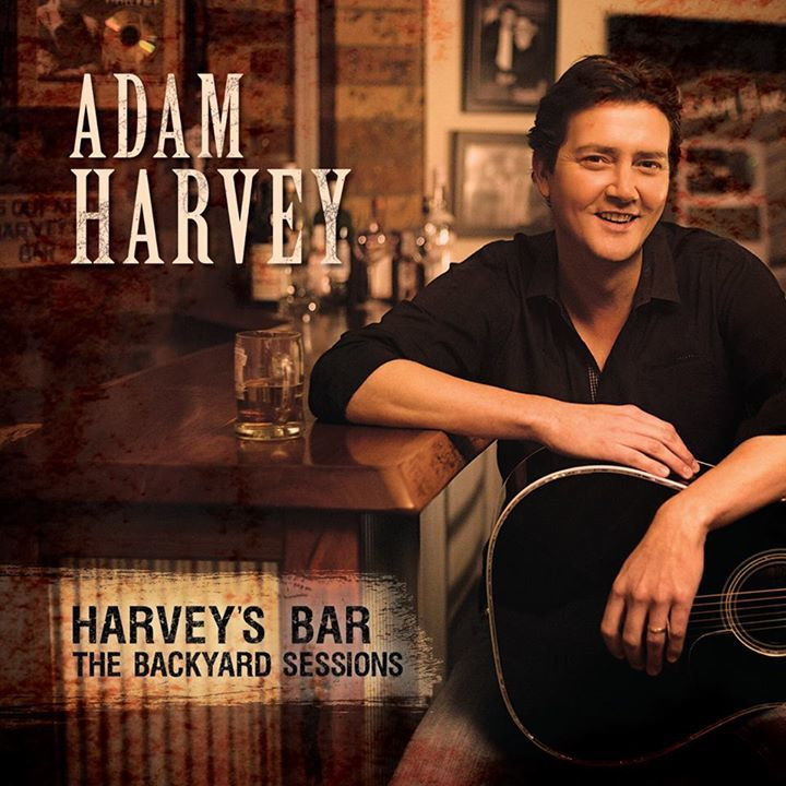 Adam Harvey Tour Dates